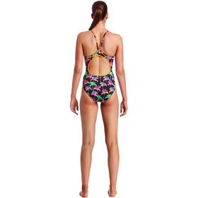 Funkita Diamond Back One Piece Swimsuit Ladies Palm Drive